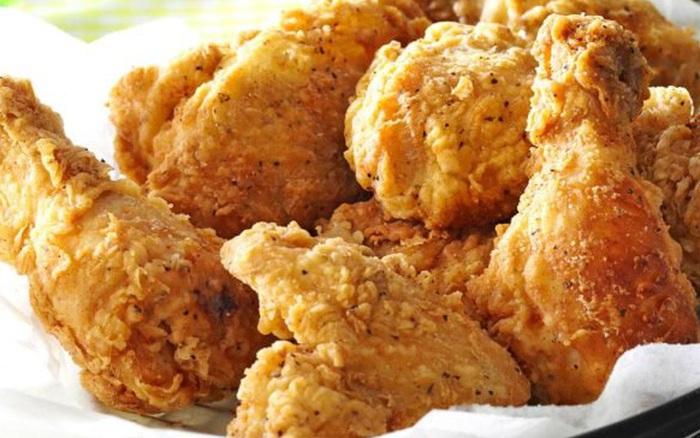 mẹo giúp bạn hạn chế lượng dầu ăn khi chiên mà đồ ăn vẫn giòn ngon