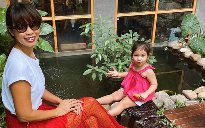 Hà Anh chia sẻ quan điểm nuôi con hạnh phúc