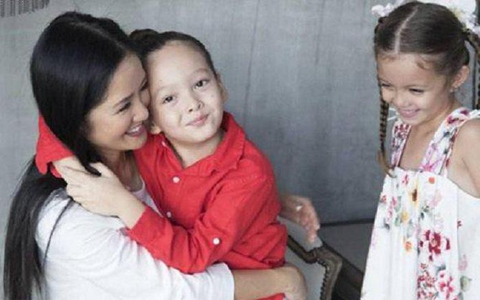 Con gái Hồng Nhung viết thư gửi mẹ: Sai chính tả tùm lum nhưng nội dung ...