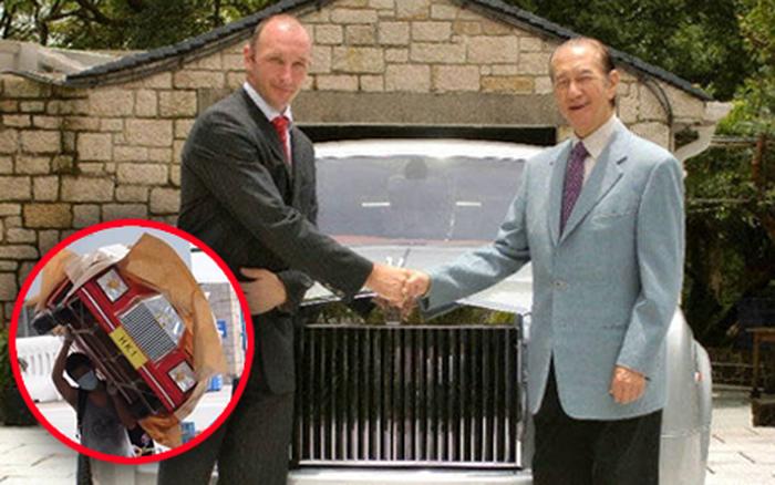 Tế phẩm đặc biệt của gia tộc hào môn: Mô hình siêu xe ...