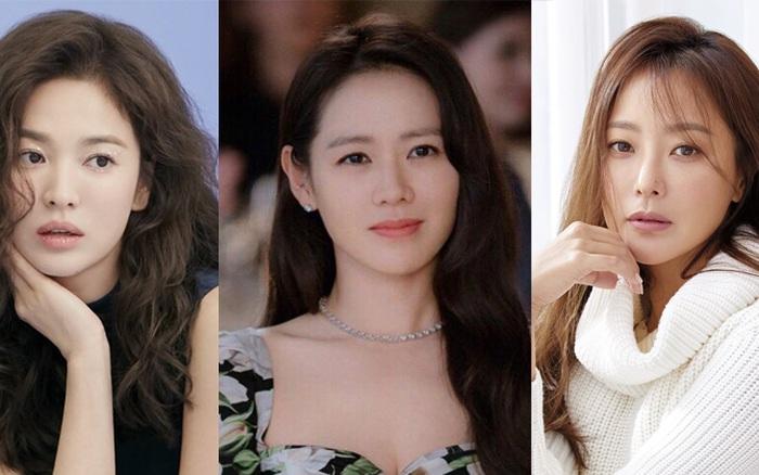 Top mỹ nhân hàng đầu Hàn Quốc sinh ra tại Daegu: Son Ye Jin và Song ...