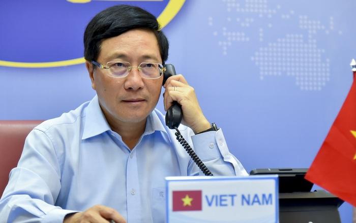 Anh xếp công dân Việt Nam vào danh sách nhập cảnh không phải ...