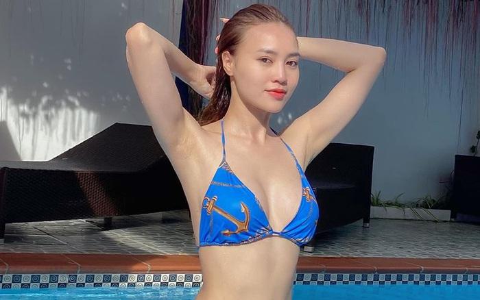 Khoe thân hình gợi cảm hết nấc với bộ bikini quyến rũ, Ninh Dương Lan Ngọc khẳng định ...