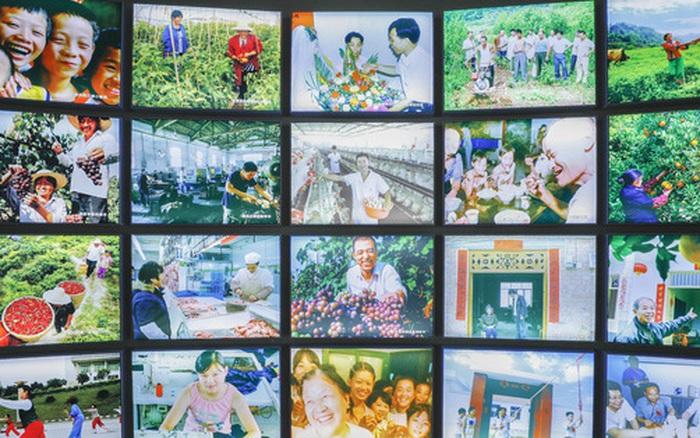 """""""Vĩnh biệt đói nghèo"""": Tân Hoa Xã viết về ... - kết quả xổ số vĩnh long"""