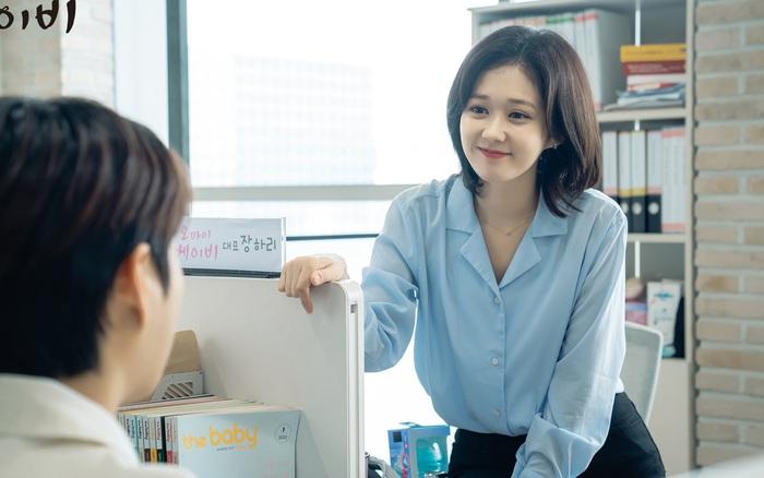 Không chỉ để ngắm, loạt công thức diện áo sơ mi trong phim Hàn ...