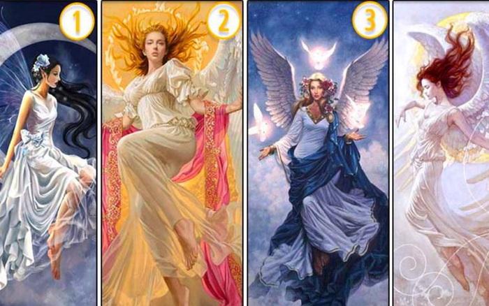 Chọn một thiên thần hộ mệnh và tìm hiểu xem bạn là người như thế ...
