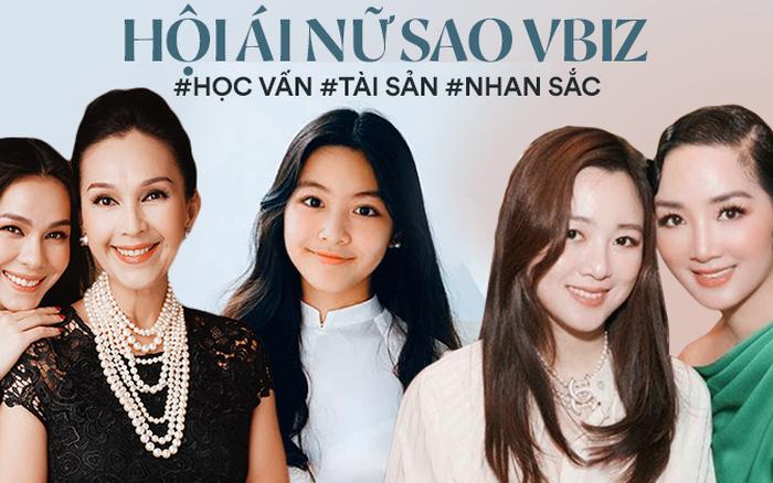 """5 """"tiểu thư"""" nức tiếng nhà sao Việt: Con gái Diễm My 6X thạo ..."""