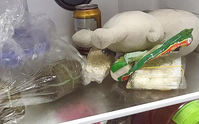 Cạn lời vì thấy con bỏ một thứ vào tủ lạnh, mẹ trẻ lên mạng xin ý kiến