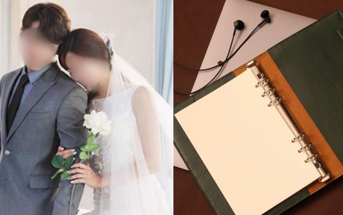 Vô tình đọc được nhật ký của chồng, vợ bàng hoàng ...