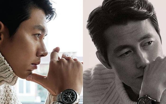 Điểm trùng hợp đến khó tin của Hyun Bin và Jung Woo Sung: Không chỉ ... - kết quả xổ số gia lai