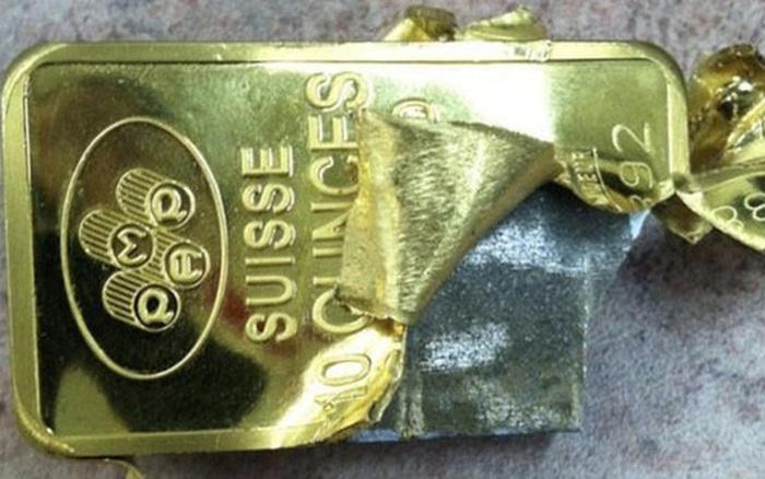 Công ty Trung Quốc đã làm giả 83 tấn vàng để vay trót lọt ...