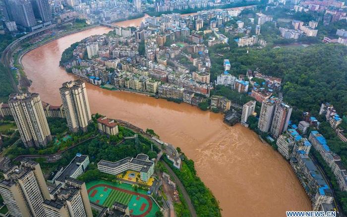 Hàng trăm con sông vượt mức nước báo động, thiệt hại không kể xiết: ... - kết quả xổ số gia lai