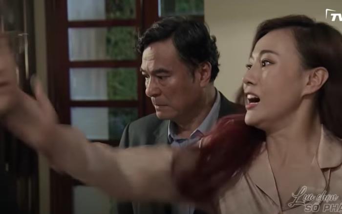 """""""Lựa chọn số phận"""": Phương Oanh thẳng tay tát em trai Huỳnh Anh ..."""