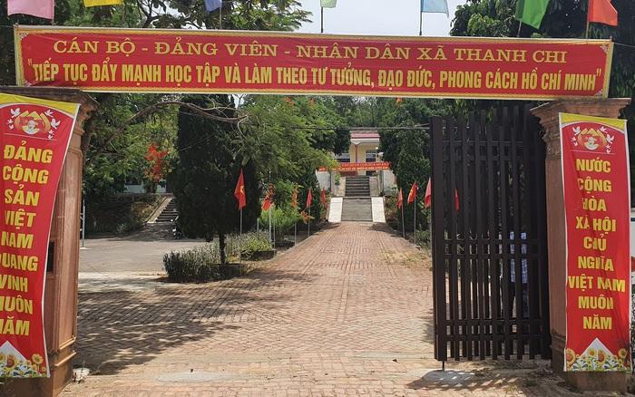 Một Chủ tịch xã ở Nghệ An có quan hệ bất chính với Chủ tịch Hội Nông ...