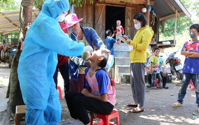 Bạch hầu tăng từng ngày, 7.500 cán bộ, nhân viên y tế Đắk Lắk được ...