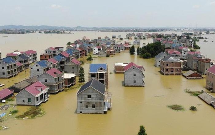 Trung Quốc nâng cảnh báo ứng phó lũ trên sông Hoài ...