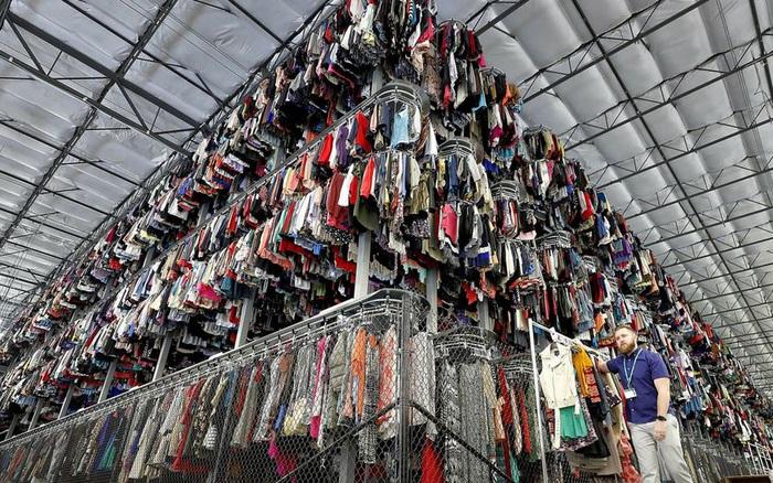 doanh thu bán đồ cũ đã tăng 27% nhờ sự quan tâm của người tiêu ...