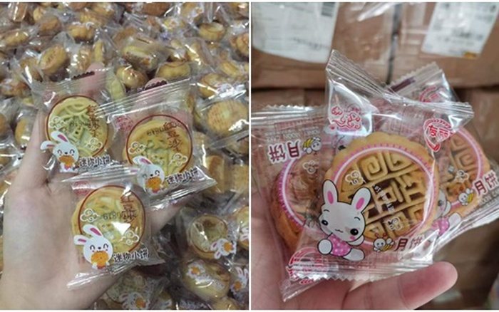 """Bánh Trung thu mini Trung Quốc """"siêu rẻ"""" giá chỉ ..."""