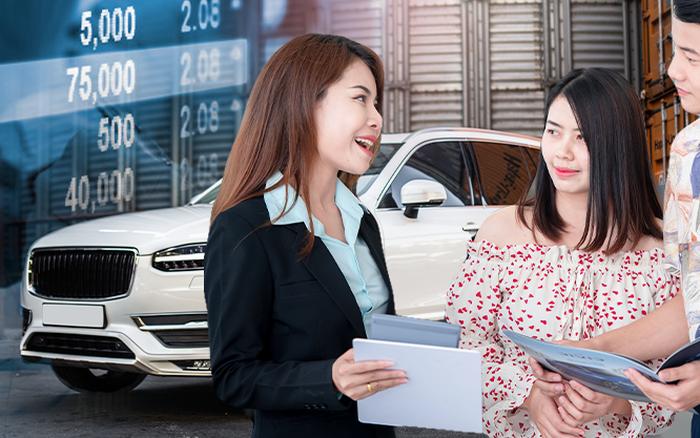 Lãi suất cho vay trả góp xe ô tô từ 6 ngân hàng uy ...