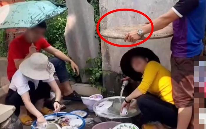 Thấy bạn gái phải rửa đống bát đĩa ngày ra mắt, hai người đàn ...