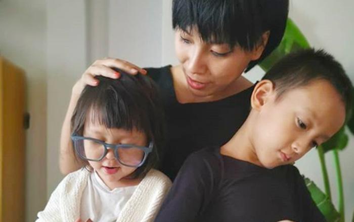 MC Thùy Minh kể chuyện đi thang máy cùng với con gái và sự ...