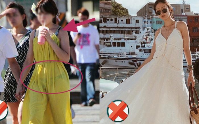 Mùa Hè, chị em tung tẩy diện váy 2 dây, nhưng đừng để 2 chi tiết này khiến bạn trở nên phản cảm