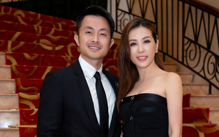 Hoa hậu Thu Hoài tiết lộ cuộc sống hạnh phúc bên người yêu ...