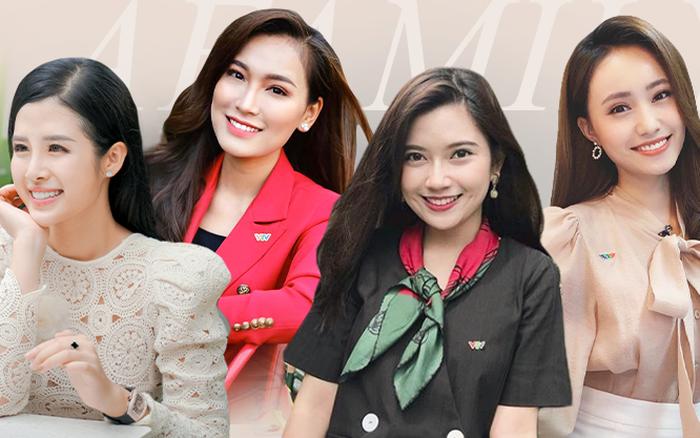 4 nữ MC tài năng dưới 30 tuổi của VTV: Nhan sắc không thua kém hoa hậu, sở hữu vóc dáng nóng bỏng như người mẫu