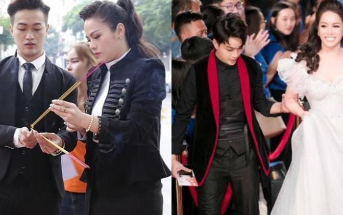 Úp mở chuyện tình cảm nhưng cứ sóng đôi là diện đồ đồng điệu, liệu Nhật Kim Anh và TiTi có đang thể hiện ẩn tình qua trang phục?
