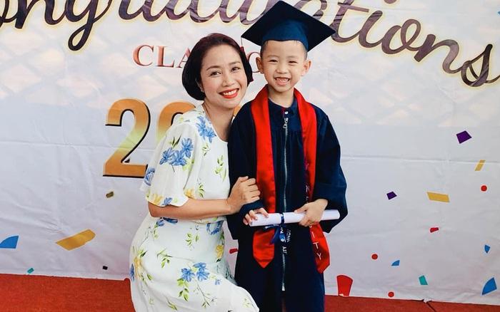 Ốc Thanh Vân lần đầu tiết lộ nguyên nhân con trai lùn hơn ...