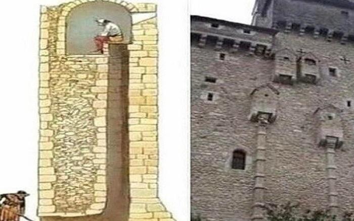 Xem qua loạt ảnh này bạn sẽ hình dung được cách người giàu thời Trung cổ