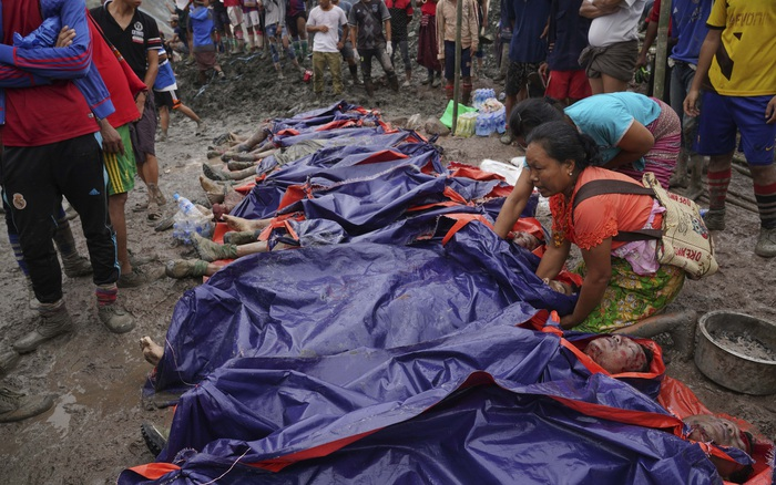 Thảm họa sập mỏ ngọc bích tại Myanmar: Con số thiệt mạng tăng lên 162 người