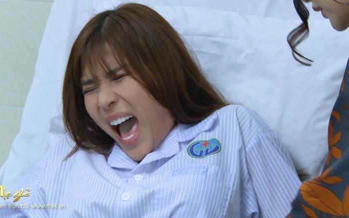 """""""Mẹ ghẻ"""": Thúy Diễm bị đầu độc hư thai, vừa tỉnh đã bị sốc ..."""
