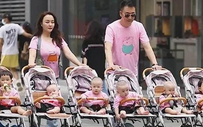 Đã có cặp sinh đôi đầu lòng nhưng vợ chồng vẫn muốn sinh thêm con, kết quả khiến cả nhà choáng váng