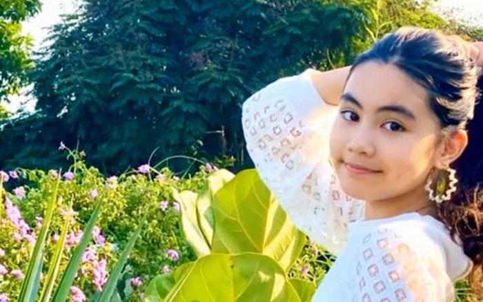 Hot mom Dạ Thảo - bà xã Quyền Linh đăng ảnh chúc mừng sinh nhật con gái út Hạt Dẻ, cô bé đã lớn xinh và tình cảm không khác chị Lọ Lem