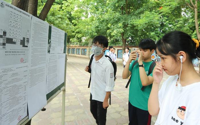 Điểm chuẩn lớp 10 công lập tại Hà Nội, trường Chu Văn An giữ ngôi vị quán quân với mức điểm cao chót vót
