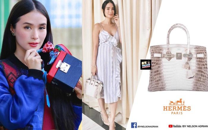 Đẳng cấp bạn thân Hà Tăng: Có tủ quần áo to bằng cả căn nhà, túi Hermes nhiều