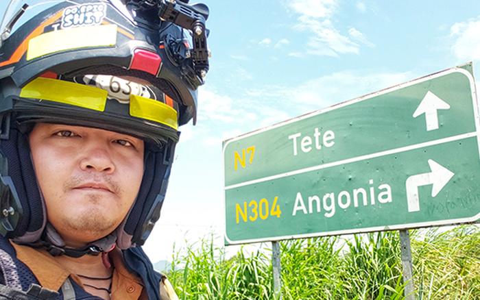 1111 ngày vòng quanh thế giới bằng xe máy, 'phượt ...
