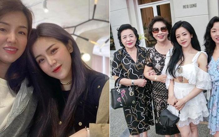 """""""Em gái mỹ nhân"""" của Ông Cao Thắng bất ngờ chia sẻ ..."""