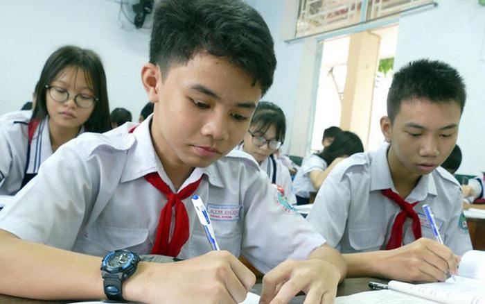 Đáp án đề thi tuyển sinh lớp 6 môn Toán của trường THCS Nguyễn Tất ...