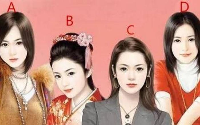 Trong 4 cô gái này, ai là người xấu tính nhất, câu ...