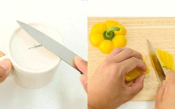 Chần trứng, nấu cơm chỉ với chiếc cốc sứ - tưởng đùa hóa ra thật 100%
