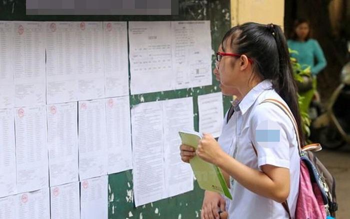 Lịch công bố điểm chuẩn các trường THCS, THPT chuyên tại Hà Nội