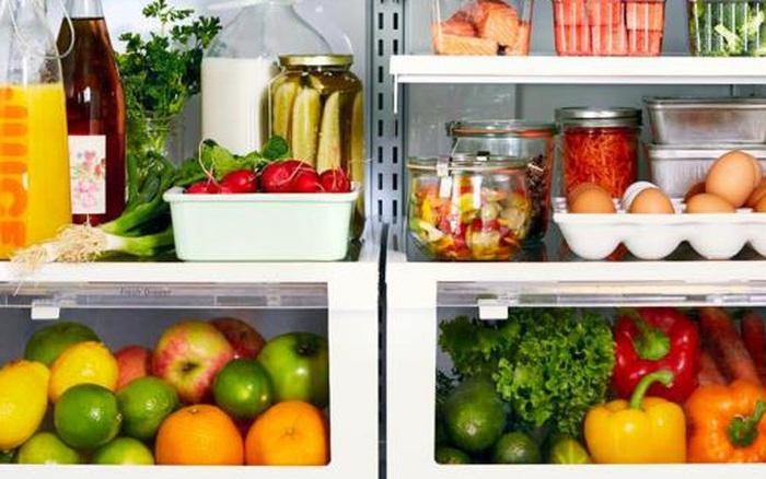 Muốn đồ ăn giữ được lâu trong tủ lạnh bạn nhất định phải biết những điều này