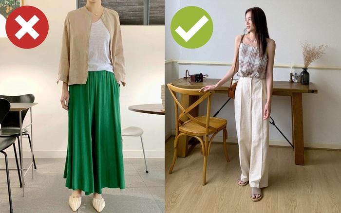 3 kiểu quần dài làm bạn già đi, nên hạn chế mặc để trẻ hóa ...