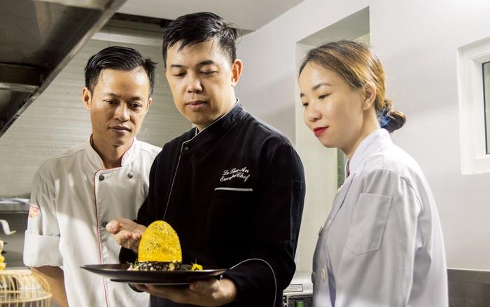 Trò chuyện với bếp trưởng La Thừa Ân - chàng trai gốc Huế chọn rời nước ...