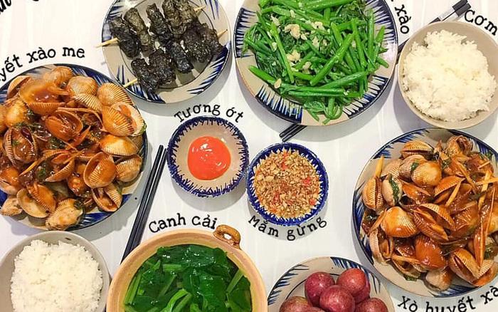 Khoe 30 mâm cơm chuẩn nhanh-ngon-bổ-rẻ, vợ đảm Hà Nội tiết lộ cả bí quyết nấu ...