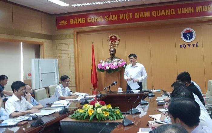 63 ca dương tính với bạch hầu, 3 ca tử vong ở Tây Nguyên: Bộ Y tế họp khẩn