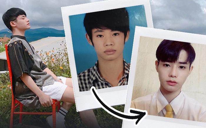 Giấu gia đình đi phẫu thuật thẩm mỹ 4 lần, chàng trai được khen giống idol Hàn ...