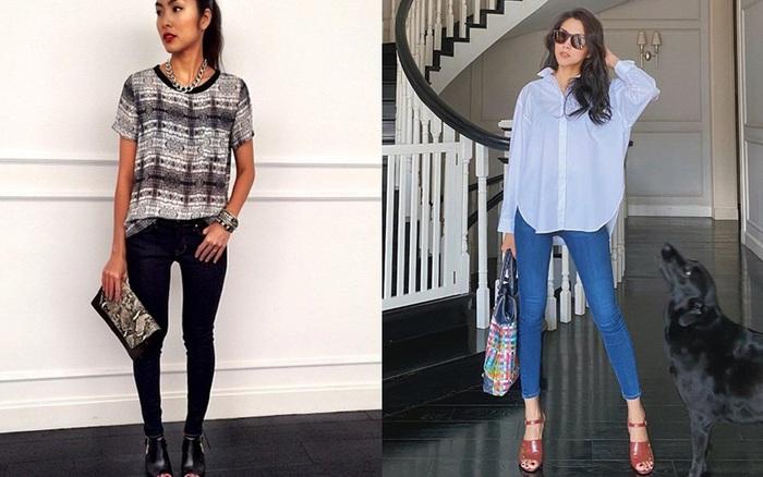 Từ chỗ bị chê tơi tả, nay Hà Tăng đã có thể tự tin diện skinny jeans ...